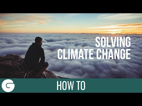 Green World Rising: How To Solve Climate Change