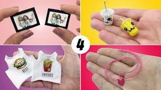 4 Coisas de Melhores Amigas que toda Barbie e outras Bonecas precisam ter - Best Friends BFF