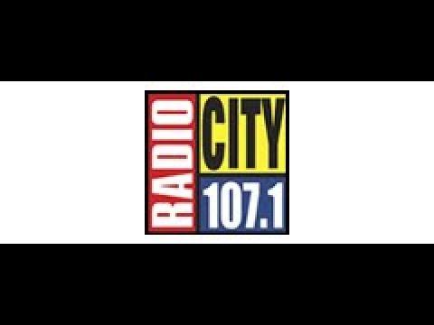 RADIO CITY.   FM 107 1 -  SAN SALVADOR DE JUJUY   (ARGENTINA)