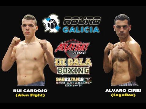 FAMALICAO 01/16 Alvaro Cires -vs- Rui Cardoso