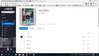 Hard men Dj carry