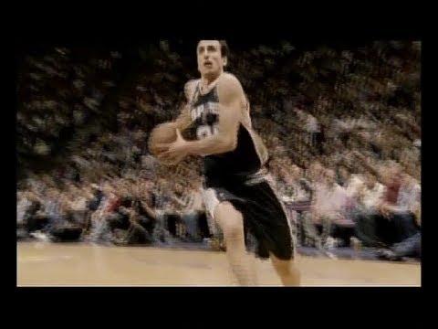 2003 NBA San Antonio Spurs season mix