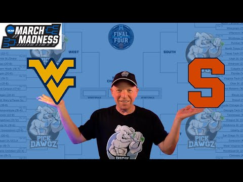 Syracuse vs West Virginia 3/21/21 Free College Basketball Pick and Prediction NCAA Tournament