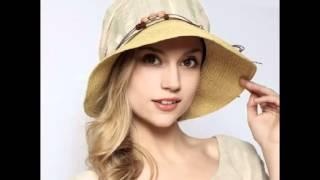 women straw sun hat