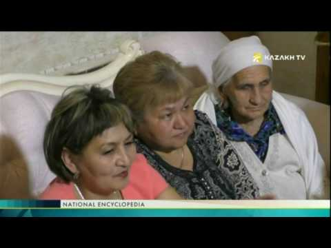 National encyclopedia №6 (09.05.2017) - Kazakh TV