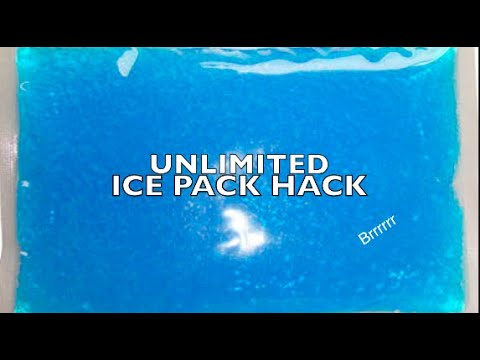 Unlimited Ice Pack Hack!