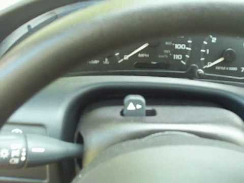 Chevy Cavalier Dash Removal Part2
