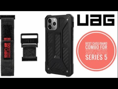 IPhone 11 Pro Max | UAG Monarch & Apple Watch Band