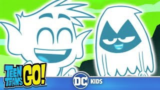 Teen Titans Go! | Ghosts, Ghouls and Spirits! | DC Kids