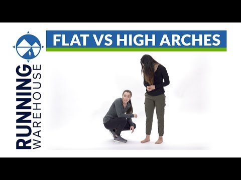 running-with-flat-feet-vs-high-arches