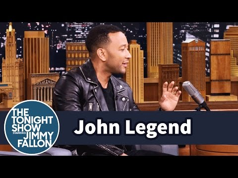 John Legend Is Humbled by Being a Father to Baby Luna