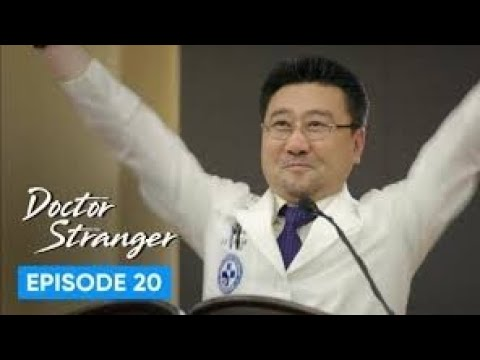Download Doctor Stranger (Season 1) Hindi Dubbed (ORG) Episode 20 Hindi  K_Drama Series In Hindi