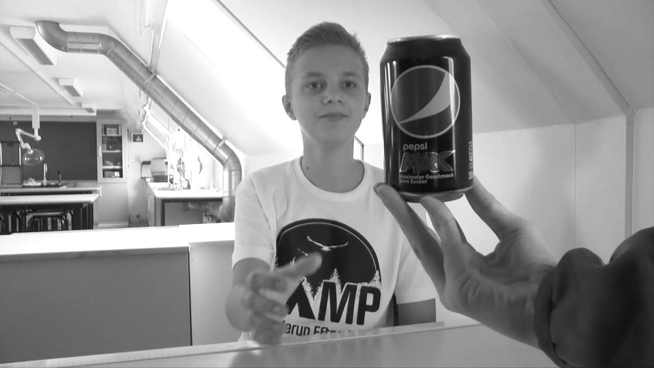 Pepsi reklame - Efterskolecamp '15