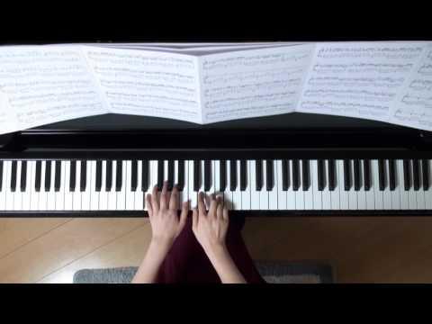 Canon  Piano   ( George Winston Ver. )