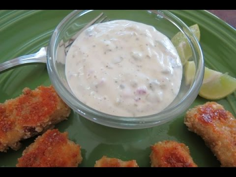How To Make Tartar Sauce - Homemade Tartar Sauce -- The Frugal Chef
