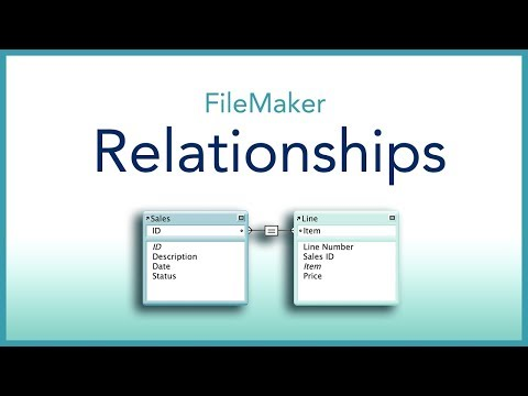 FileMaker Relationships Basics