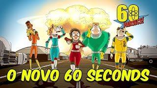 O NOVO 60 SEGUNDOS NO ESPAÇO  | 60 Parsecs!