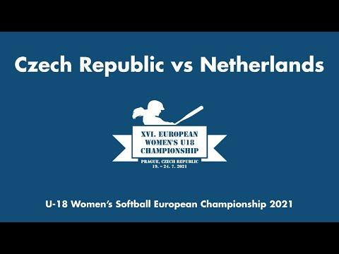 U-18  WECh: Netherlands vs Czech Republic