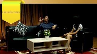BINUS MEDIA FORUM - Djundi Karjadi - Kemajuan Penyiaran Digital PT Interindo Multimedia