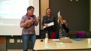 Chicken song - Urban Agriculture Conference