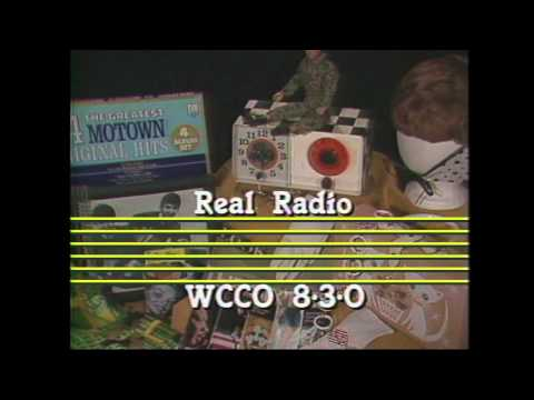 "(www.RadioTapes.com) WCCO-AM (830 AM) - ""60 Years Strong"" - Broadcast on WCCO-TV in 1984"