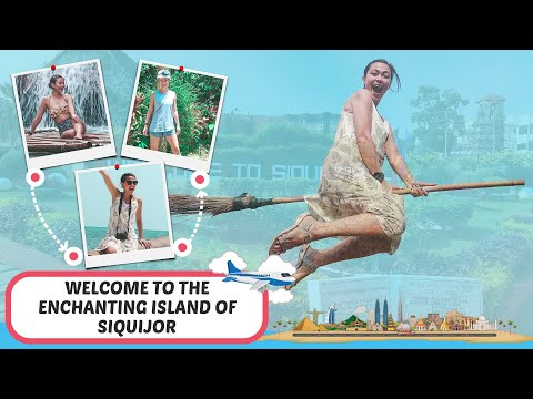 WELCOME TO THE ENCHANTING ISLAND OF SIQUIJOR | Jodi Sta Maria