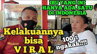 LUCUNYA IBU KANTIN INI SUPER GOKIL 100% DAN HANYA ADA SATU DI INDONESIA (LIMITED EDITION)