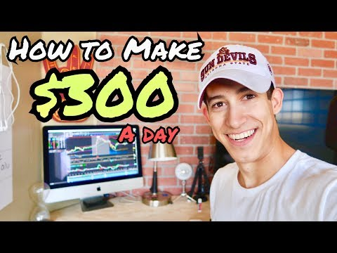 How To Make $300 A Day Investing In The Stock Market