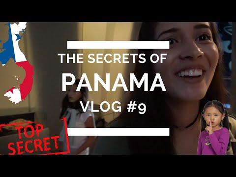 The Secrets Of Panama [Vlog 9] | BryantD.