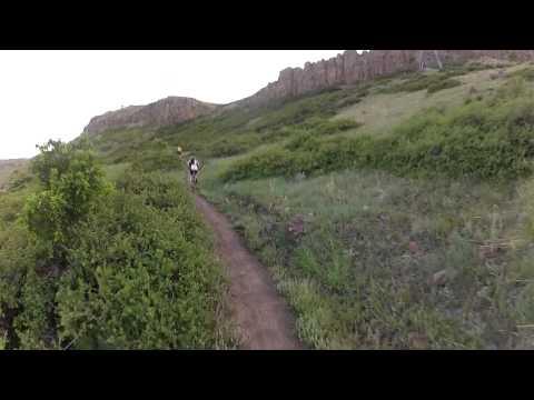 Mountain Bike Ride - North Table Mountain, Golden Colorado
