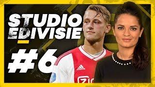 KAJ SIERHUIS IN DE EDIVISIE?! | Studio eDivisie Play-off week 1