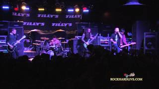"Texas in July ~ ""Bed of Nails"" ~ 1/14/13 on ROCK HARD LIVE"