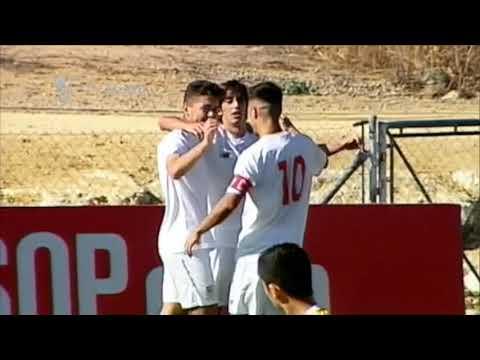 Sevilla FC 4-0 UD Nervión 18/11/17