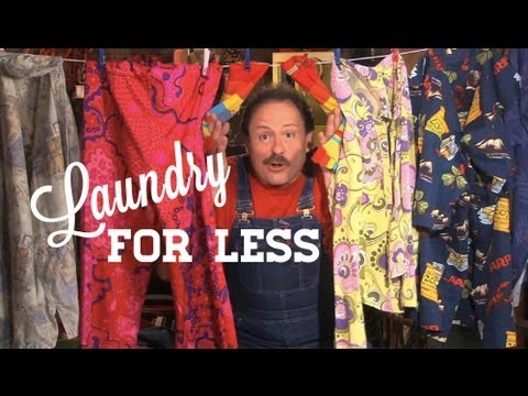 Laundry for Less | The Cheap Life with Jeff Yeager | AARP