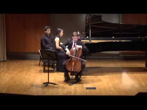 Bloch: Nigun, for Cello and Piano