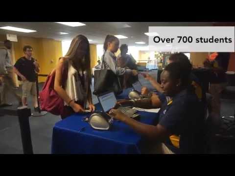 UNCG Career Services - Part Time Job Fair 2016