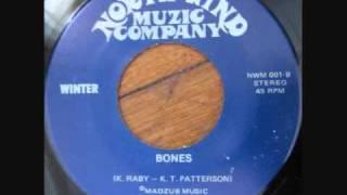 Winter - Bones (North Wind Muzic Company '77)