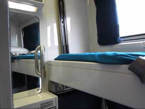 Amtrak Viewliner Sleeper Rooms Scranton PA September
