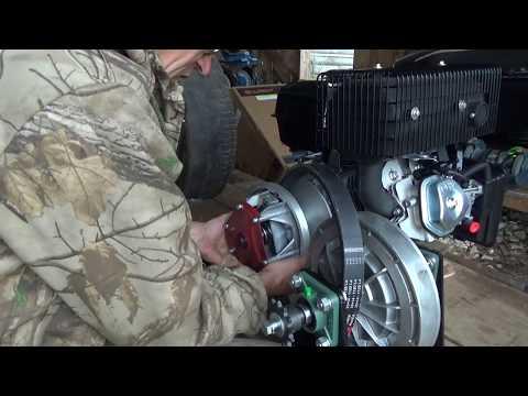 Приобрёл двигатель Лифан