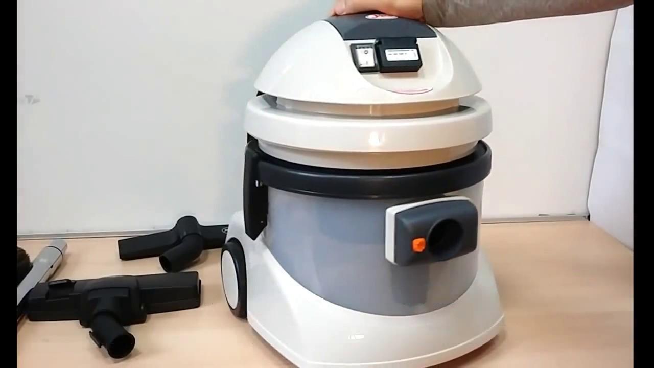 Я купил пылесос с аквафильтром VITEK VT-1834 BK - YouTube