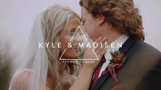 High School Sweethearts Get Married | Stone Hill Barn | Kansas Wedding Video