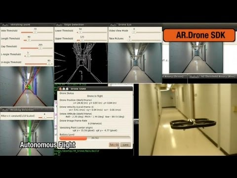 AR.Drone Best Of SDK experiences by developers worldwide