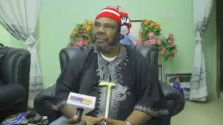 Listen to our Legend Peter Edochie
