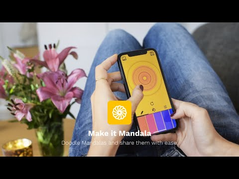 Make it Mandala For Pc - Download For Windows 7,10 and Mac