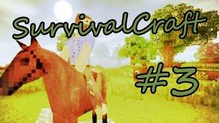 LP. SurvivalCraft #3 (Новая броня и охота на животных)