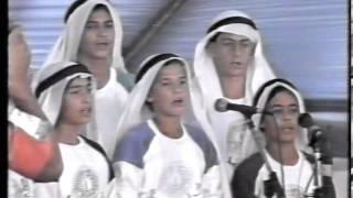 Arabic Qaseeda by Alsyaed Munir Alhusni (Jalsa Salana UK 1990)