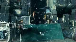 A Good Day To Die Hard    'Hotel Helicopter'   Clip HD