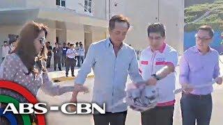 UKG: ABS-CBN, ipinasilip ang soundstages sa Bulacan