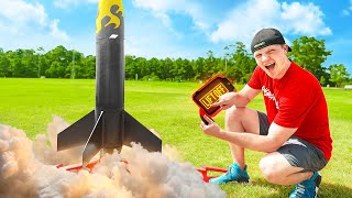 HIGHEST ROCKET LAUNCH, WIN $10,000!