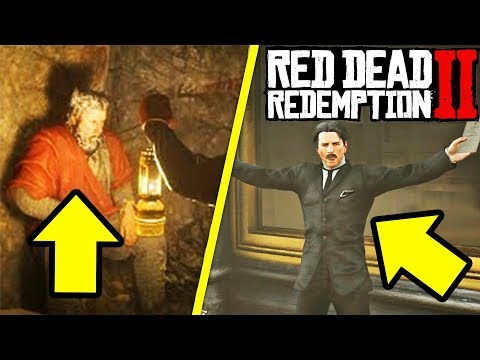 WILL THE PASTOR CAST OUT THE DEVIL IN RED DEAD REDEMPTION 2? RDR2 EASTER EGG! thumbnail